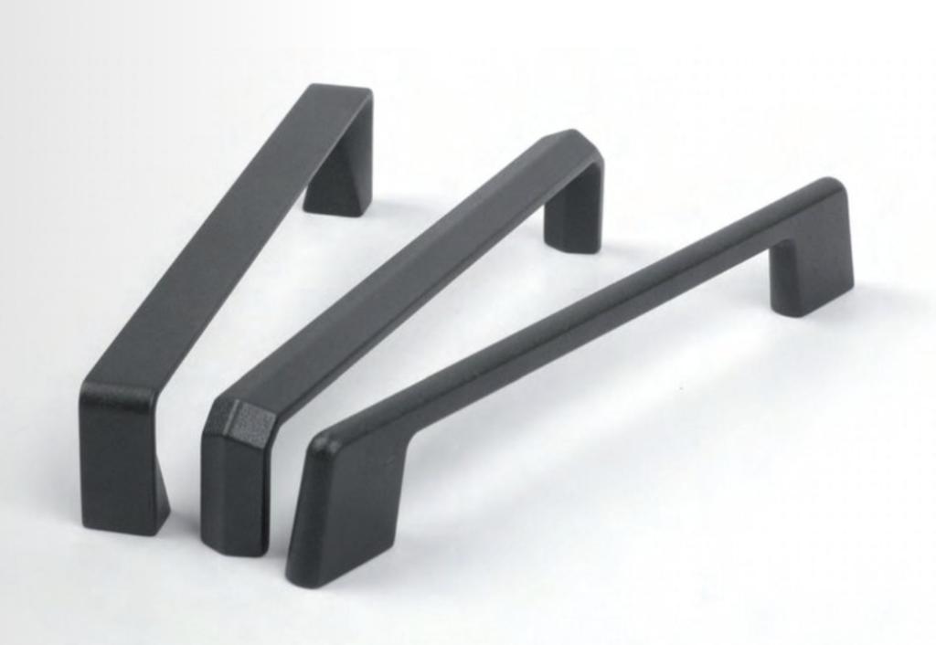 Textured handles